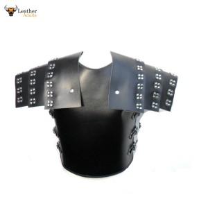 Roman / Samurai LEATHER Cuirass Body Armour Armor LARP Most Sizes Available
