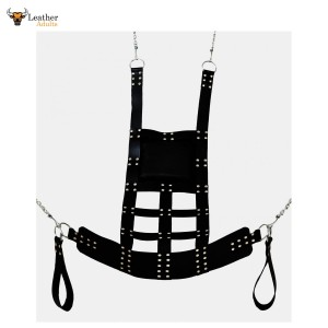 The Strongest Leather ADULT SEX SWING / SLING you can buy or your money back