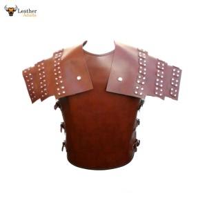 Roman / Samurai LEATHER Cuirass Body Armour LARP